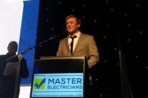 Logan Sanders Industrial Apprentice of the Year 2016